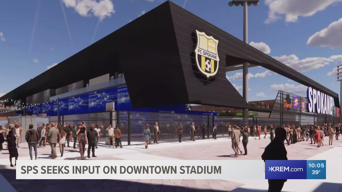 Support for downtown stadium voiced in public forum