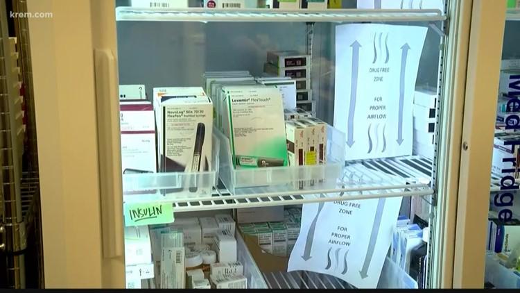 Spokane pharmacies limit supplies of medications amid high demand
