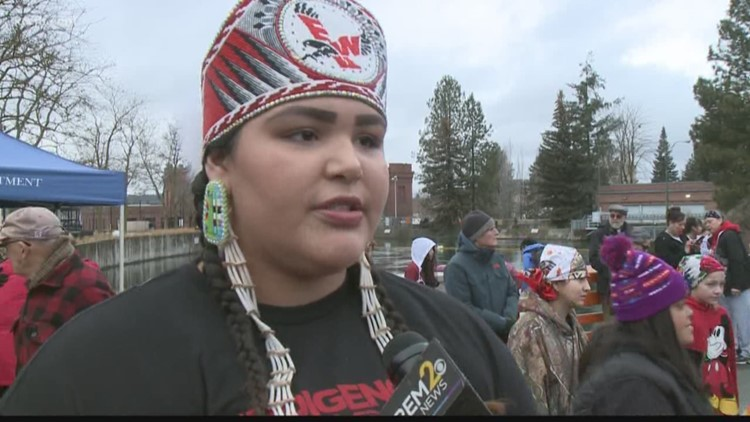 Spokane celebrates sixth Indigenous Peoples' Day with event at city hall
