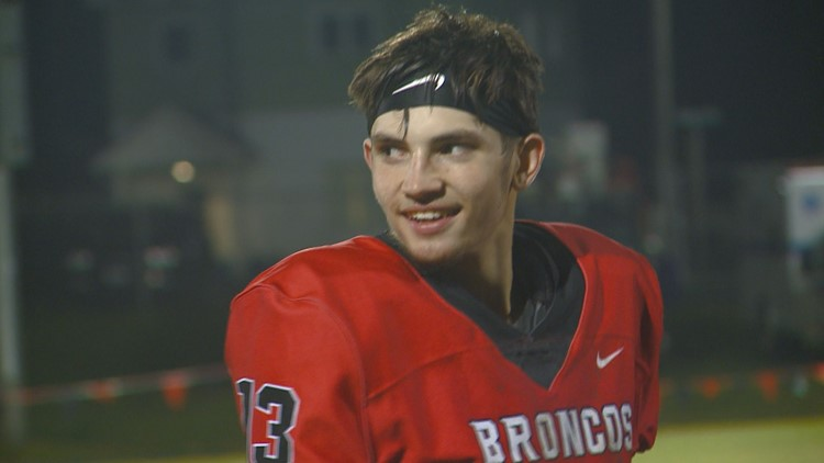 'He broke down in tears': Lind-Ritzville/Sprague's Nick Labes overcomes blood clot to contribute to undefeated season