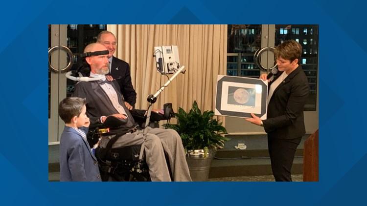 PHOTOS: Steve Gleason's Congressional Gold Medal ceremony