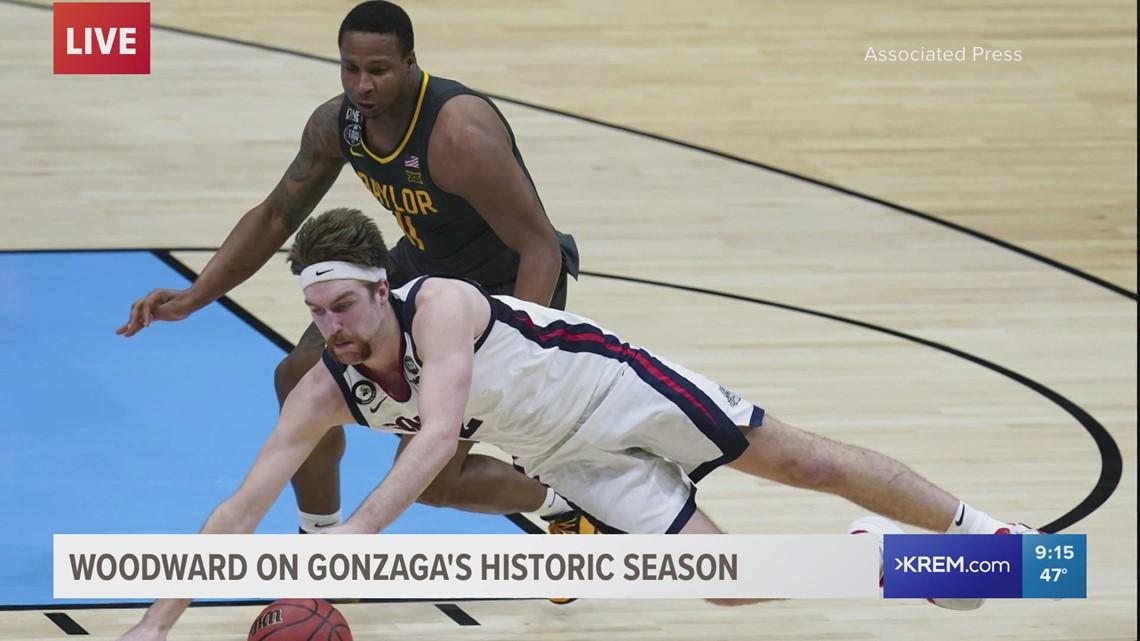 Spokane Mayor Nadine Woodward says Gonzaga's historic season was 'bright spot' for city