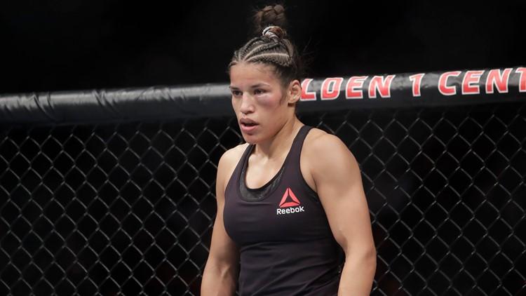 Spokane native Julianna Pena to fight UFC bantamweight champ Amanda Nunes for title