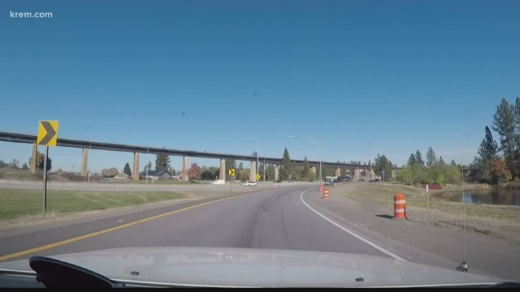 Ramp meter to be installed at Highway 195 and I-90 Interchange ... on
