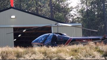 Spokane Co. prepares to sue homeowner using helipad in yard for nearly 2 years