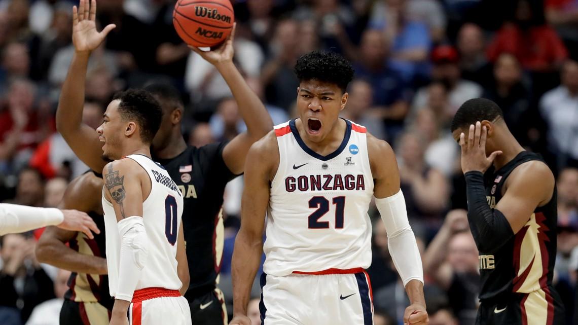 Gonzaga Bulldogs Face Texas Tech With Final Four Bid On