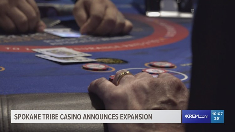 Spokane Tribe Casino plans to add 300 jobs in expansion