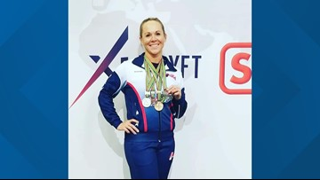 Spokane power lifter takes home 3 medals from world championships