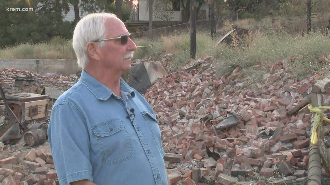 Malden Mayor discusses rebuilding the community one year after devastating wildfire