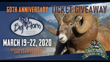 Win Two Tickets to The Big Horn Sports and Recreation Show