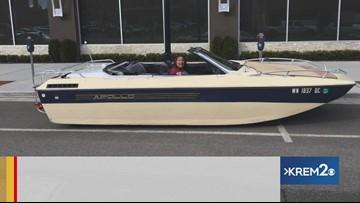 Meet the man behind Spokane's famed boat car