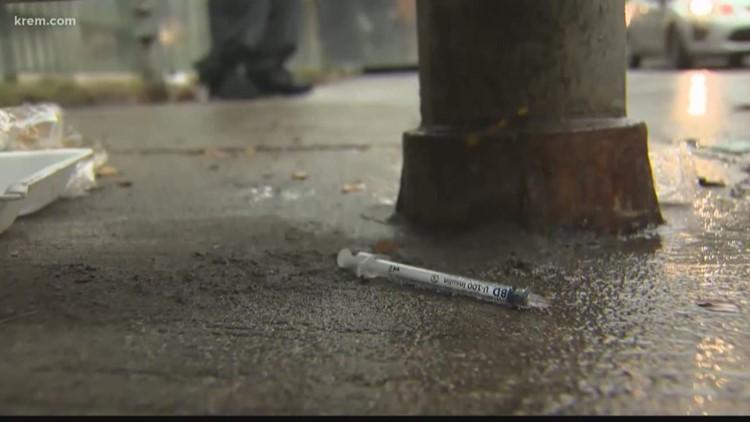 Spokane police halt arrests for simple possession of drugs following Washington State Supreme Court ruling