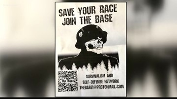 Investigation reveals that leader of neo-Nazi group 'The Base' owns land in Ferry County