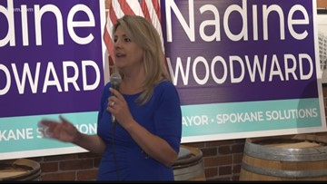 Spokane area groups criticize Nadine Woodward for calling undocumented immigrants 'illegals'