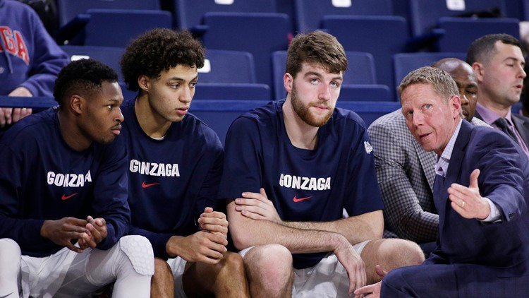 Gonzaga's Anton Watson out for remainder of season, will get shoulder surgery