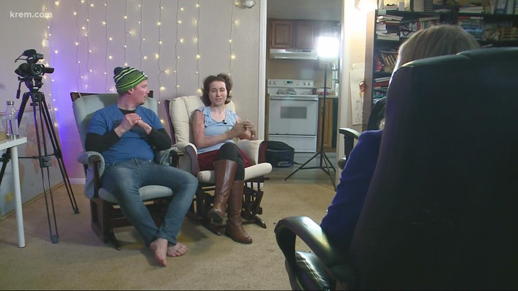 'I want to love again': Jacob and Jamie Hyland sit down with KREM 2 at 6 p.m. on Tuesday