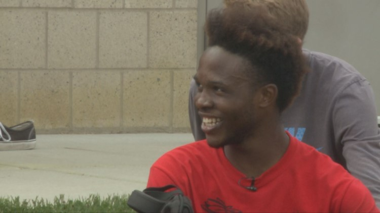 From immigrant to state semi-finalist: Ferris soccer's Solomon Katumbi overcomes obstacles