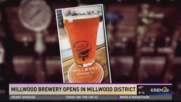 Millwood Brewery opens in Millwood District