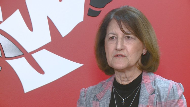 'I feel confident in the value that we bring': Lynn Hickey pleased with president's recommendation to stay DI