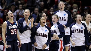 'By golly, we did it': An oral history of Gonzaga women's basketball's Sweet 16 win in 2011