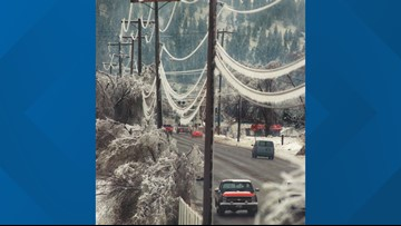 Do you remember the 1996 ice storm in Spokane? Tuesday marks 23 years since it hit