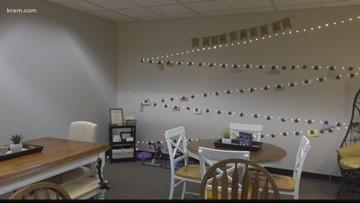 'Oasis' break room designed to help Spokane teachers relax