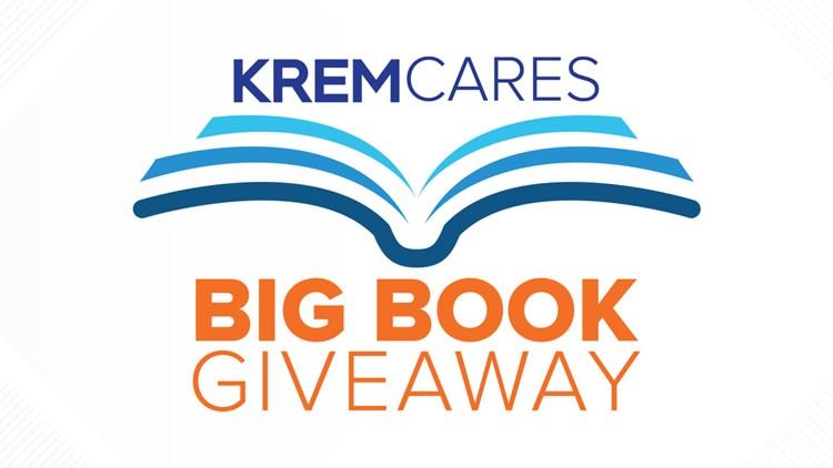KREM Cares Big Book Giveaway 2021