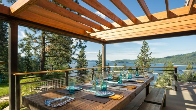 $4.5-million North Idaho home designed by HGTV network hits the market