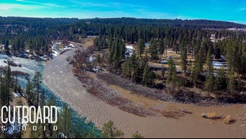 Spokane River advocacy group fights for cleanup at Latah Creek