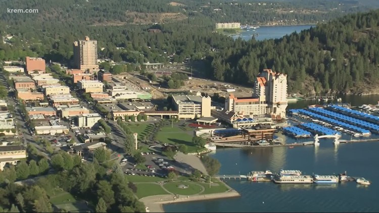 Coeur d'Alene named the hottest housing market, but  some locals are getting priced out