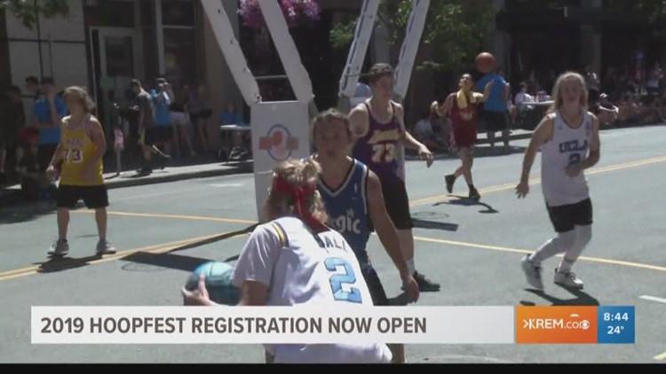 Hoopfest Registration Open