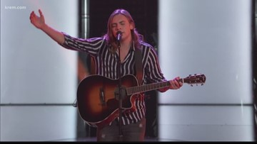 Coeur d'Alene native Jacob Maxwell advances to Top 24 of 'The Voice'