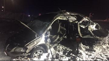Bonner County man killed in crash on Highway 95