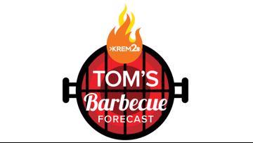 Tom's BBQ Forecast 2020