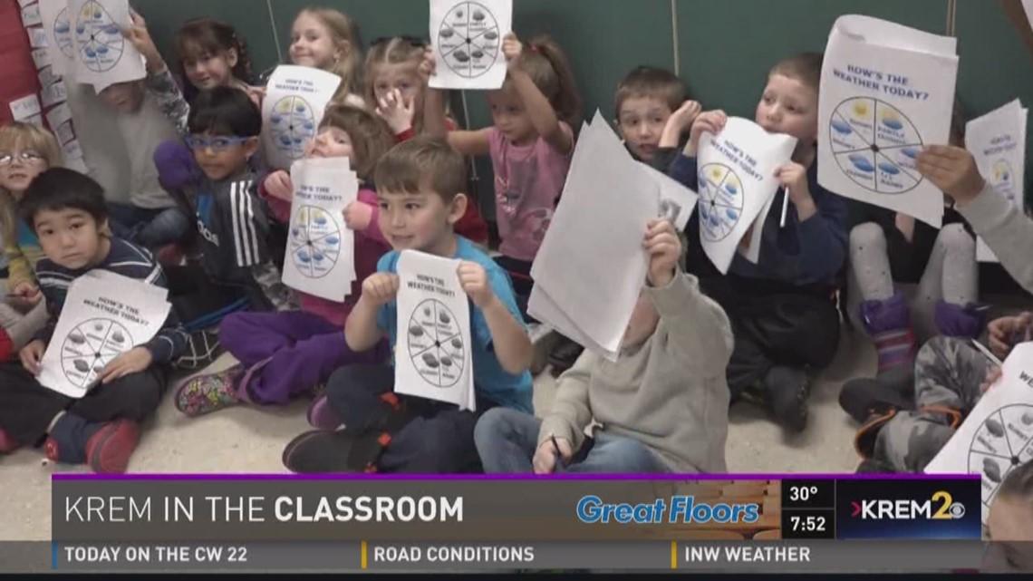 Krem in the Classroom: Moran Prairie (2-16-18)