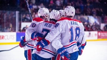 CHIEFS BLOG: Spokane narrowly ahead of Americans for third in US division
