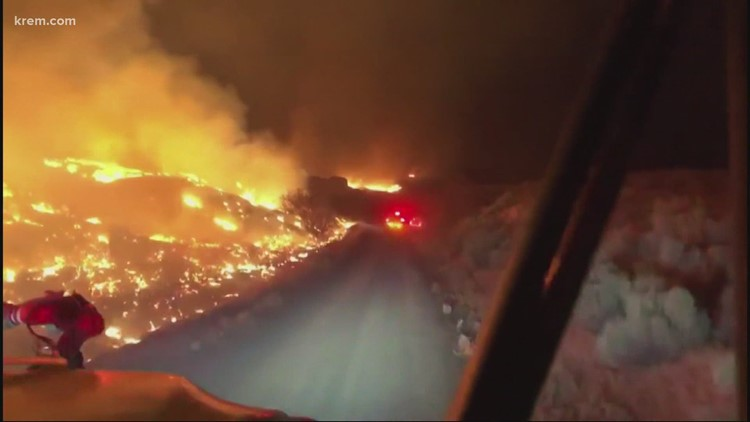 Washington bill would add more money, equipment to wildfire response
