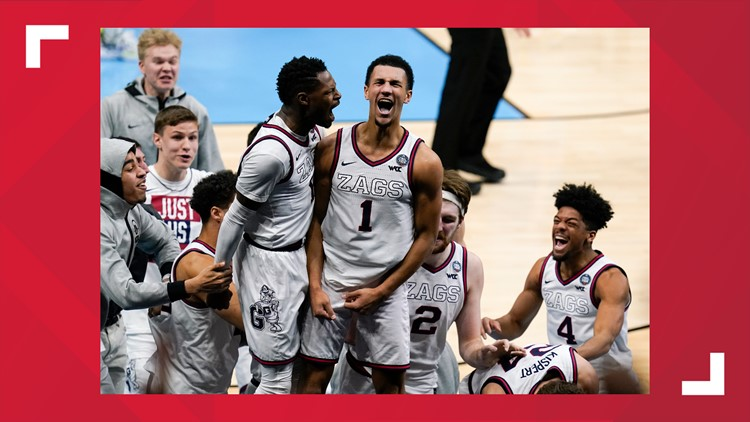 Gonzaga wins 'Best Game' at ESPY Awards for Final Four win over UCLA