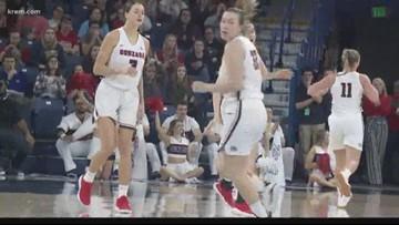 GU WBB's second loss to BYU may impact NCAA seeding