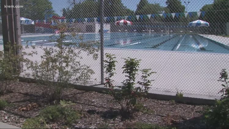 Looking to cool down at a Spokane County pool? This year you'll need a reservation
