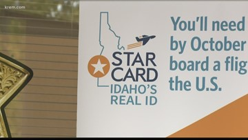 Idaho authorities stress Star Card importance before law goes into effect