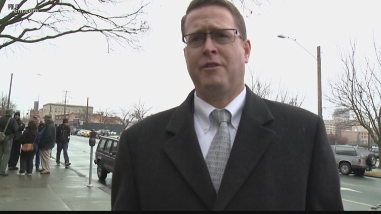 Which Spokane candidates are calling for Matt Shea to resign?