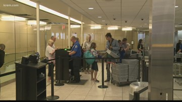 Spokane International Airport sets passenger record in 2018