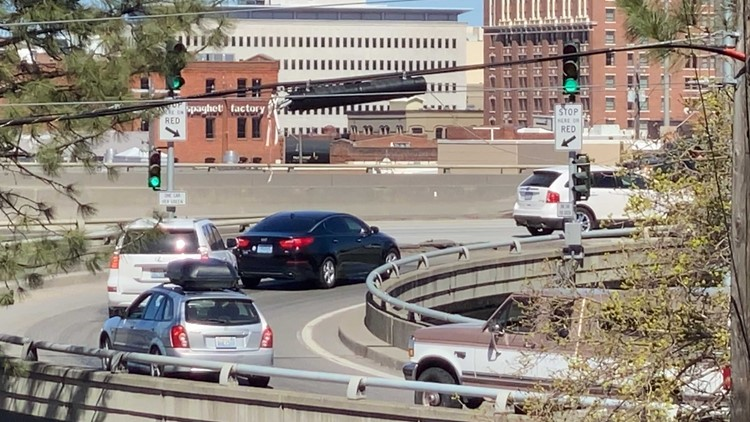 Spokane drivers frustrated by backups amid launch of I-90 ramp meters. Here's why