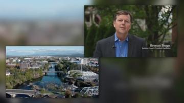 Fact-checking ads for Spokane council president ahead of Nov. 5 election