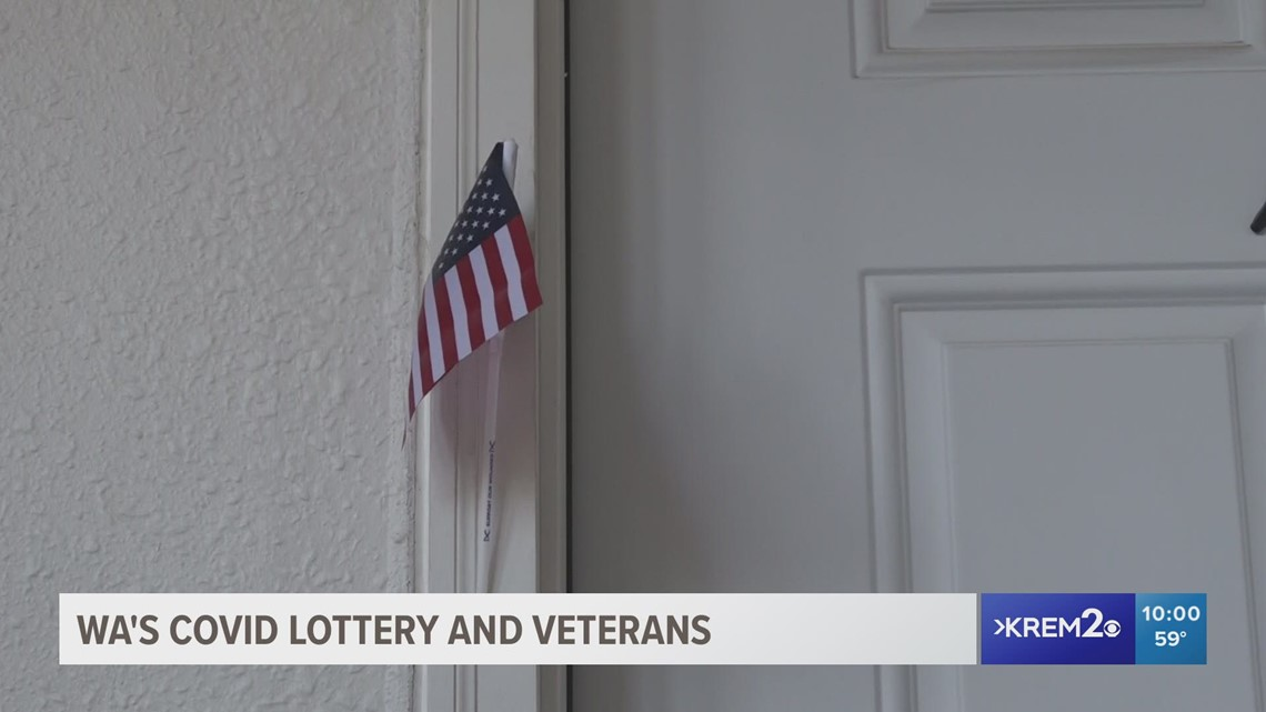 Gov. Inslee answers WA vaccine lottery questions from veterans