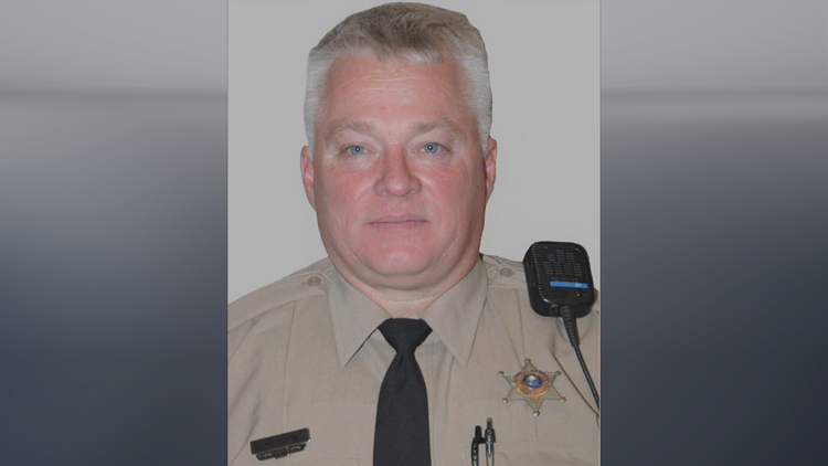 Friend remembers Grant County deputy who lost brief COVID-19 battle before retirement