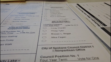 How to make sure your ballot is counted in the Spokane County Primary Election
