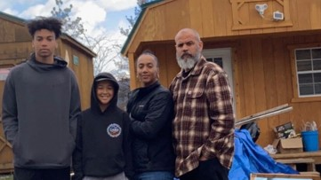 'Stay home' order halts construction on Kettle Falls family's home lost in wildfire