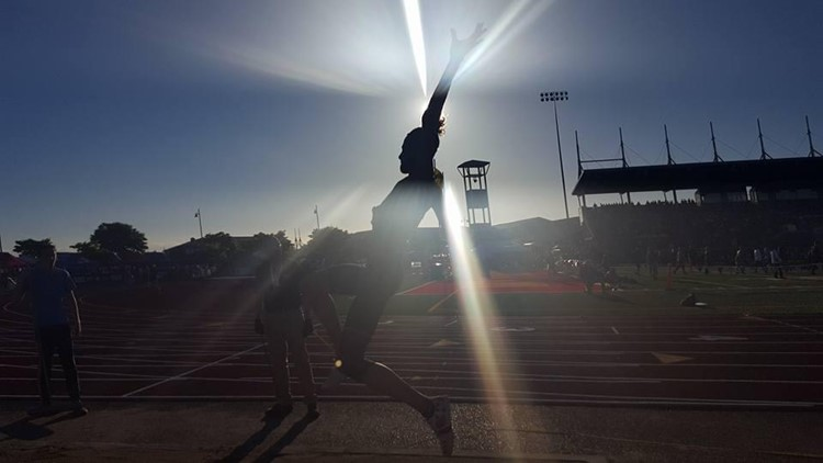 'I was heartbroken': Jakobe Ford's Shadle Park track and field head coach reflects on jumper's legacy